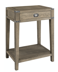 ARTWOOD VERMONT BEDSIDE TABLE