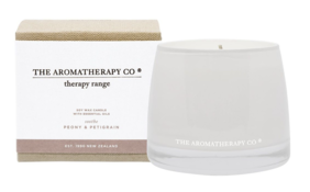 THERAPY CANDLE SOOTHE - PEONY & PETIGRAIN