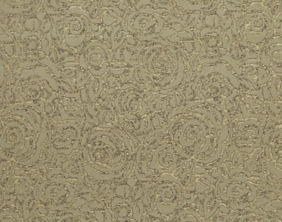 COLONY CLUB FLORAL - BRONZE