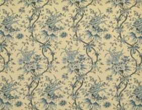 YARMOUTH FLORAL - SLATE