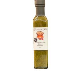 MOROCCAN CHILLI AND LIME DRESSING