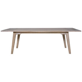 SHANGHAI DINING TABLE 240 - OLD WOOD BEECH
