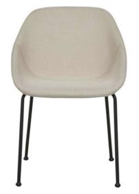 RONALD DINING CHAIR - SAND