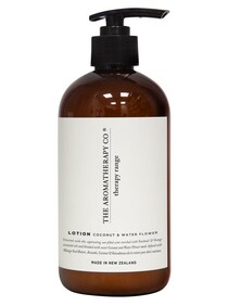 THERAPY HAND & BODY LOTION UNWIND - COCONUT & WATERFLOWER
