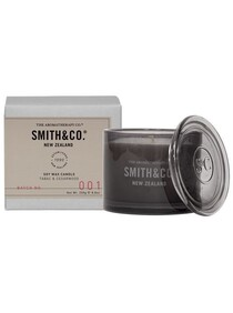 SMITH & CO - TABAC & CEDERWOOD - CANDLE